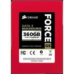 "Corsair Force Series GS SSD 360 GB - 2.5"" - SATA-600"