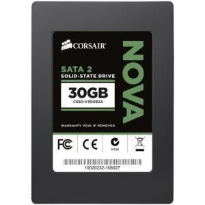 "Corsair Nova Series 2 SSD 30 GB - 2.5"" - SATA-300"