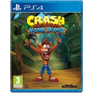 Activision Crash Bandicoot N. Sane Trilogy PS4