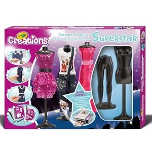 Crayola Catwalk Creations Superstar