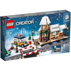 Creator 10259 stazione del villaggio invernale
