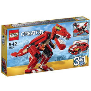 Lego Creator 31024 Roaring Power