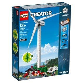 Lego Creator Expert 10268 Turbina eolica Vestas