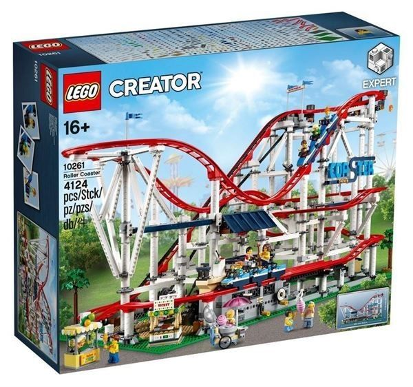 Lego Creator Expert 10261 Montagne Russe