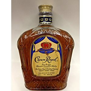Crown Royal Fine Deluxe Canadian Whisky