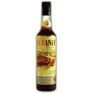 Cubaney Rum Elixir Orangerie 12 anni