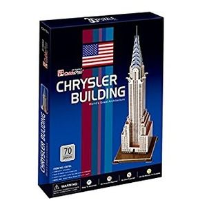 CubicFun C Series Chrysler Building