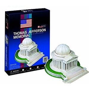 CubicFun C Series Thomas Jefferson Memorial
