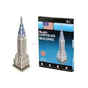 CubicFun Chrysler Building Mini 22pz