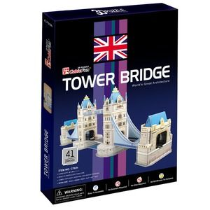 CubicFun Tower Bridge 3D