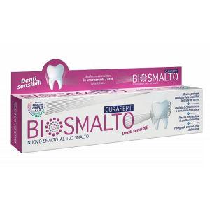 Curasept Biosmalto Azione Urto Dentifricio Denti Sensibili 50ml