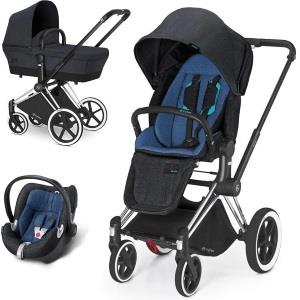 Cybex Priam Trio Cloud Q Plus