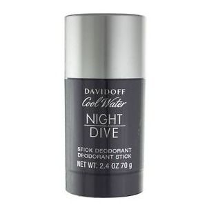 Davidoff Cool Water Night Dive Deodorante stick 70g