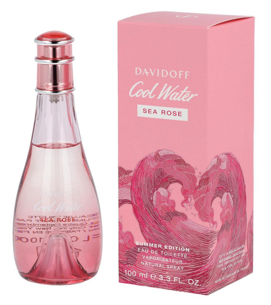 Davidoff Cool Water Sea Rose Summer Edition Eau de Toilette 100ml