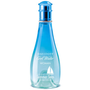 Davidoff Cool Water Summer Seas Eau de Toilette 125ml