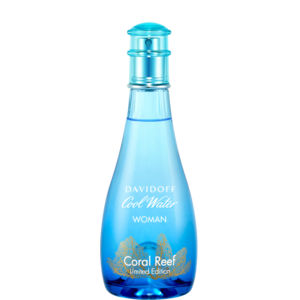 Davidoff Cool Water Woman Coral Reef Eau de Toilette 100ml