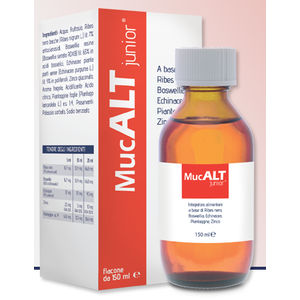 DDfarma Mucalt Junior 150ml