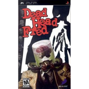 D3 Publisher Dead Head Fred