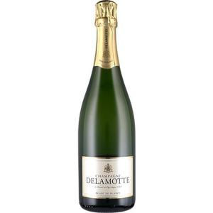 Delamotte Blanc de Blancs Mezza Champagne AOC