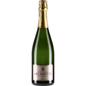 Delamotte Brut Rosé Champagne AOC