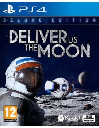 Wired Production Deliver Us The Moon - Deluxe Edition PS4
