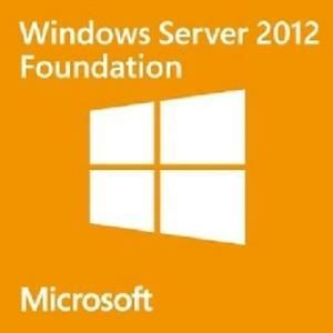 Dell Microsoft Windows Server 2012 Foundation