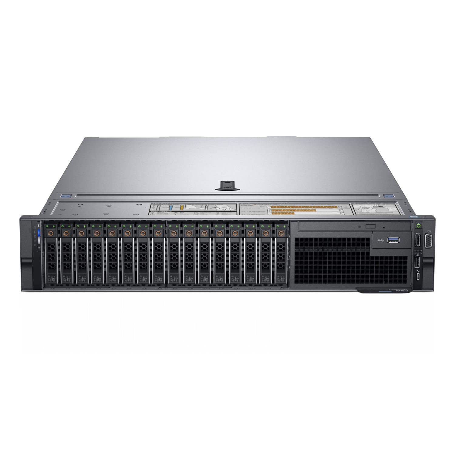 Dell PowerEdge R740 (F7DY6)