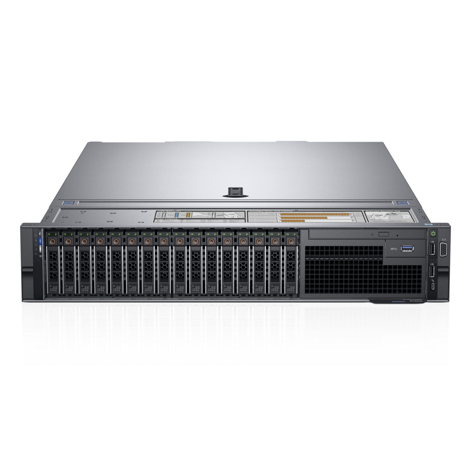 Dell PowerEdge R740 (JWPD7)