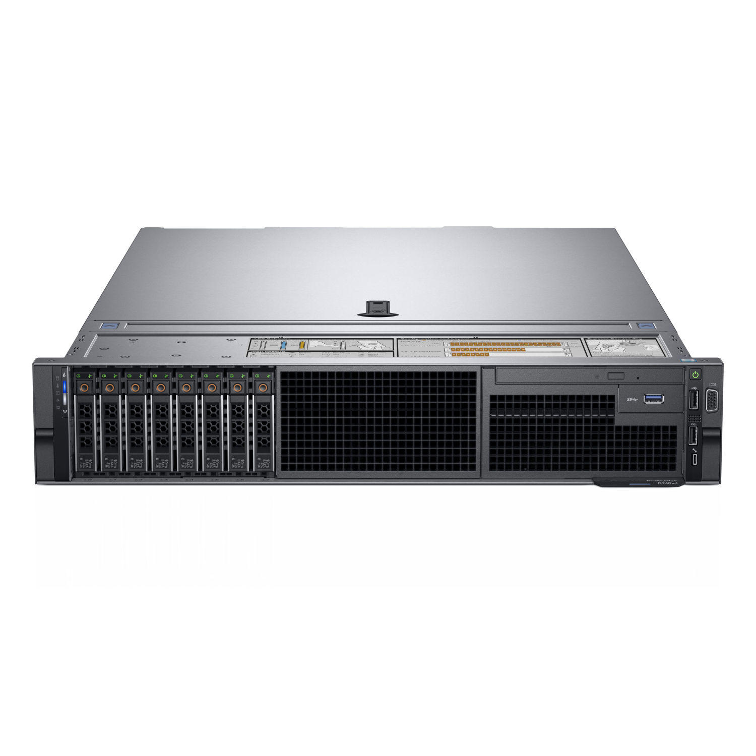 Dell PowerEdge R740 (RTRR7)