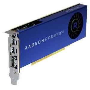 Dell Radeon Pro WX 3100 DP. 2 mDP 4GB