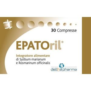 Deltha Pharma Epatoril 30compresse