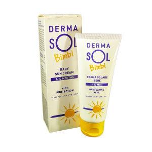 Dermasol Bimbi Crema Solare 3-12 mesi