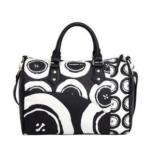 Desigual Bowling Black and White