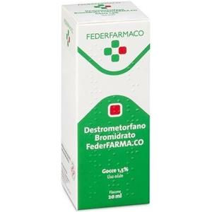 Federfarma Destrometorfano bromidrato 20ml