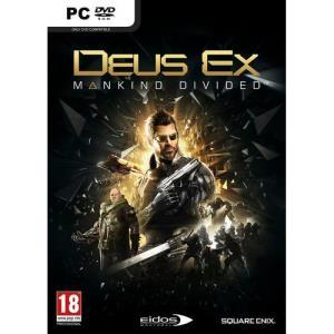 Square Enix Deus Ex Mankind Divided