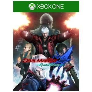 Capcom Devil May Cry 4 Special Edition