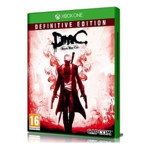 Capcom Devil May Cry: Definitive Edition