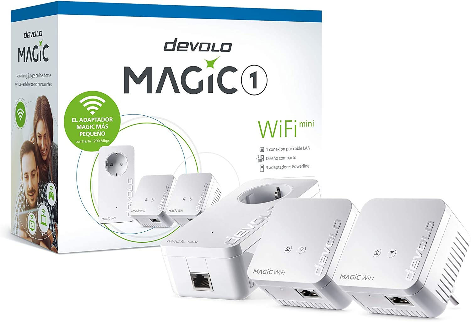 Devolo Magic 1 WiFi mini 8576