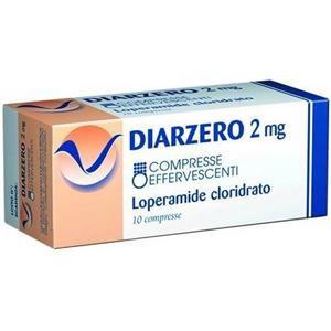 Farmakopea Diarzero 10 compresse effervescenti 2mg