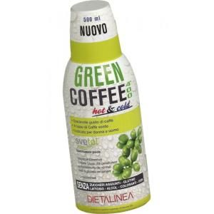 Dietalinea Green Coffee 400 Liquid
