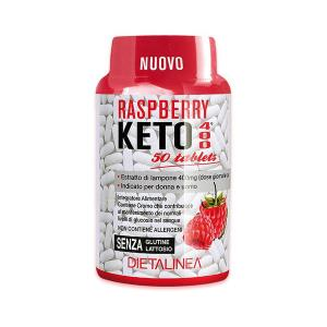 Dietalinea Raspberry Keto 400 50tablets