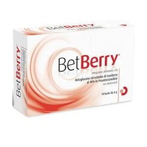 Difass International Betberry 10buste