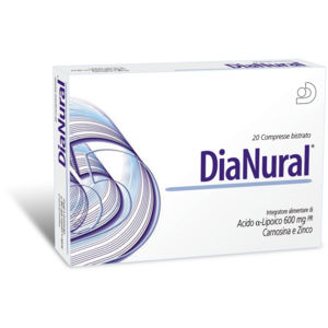Difass International Dianural 20compresse