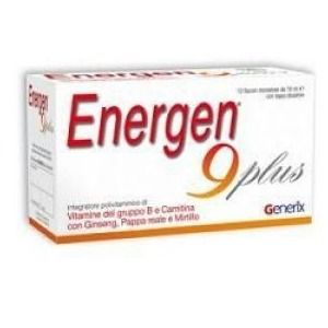 Difass International Energen9 Plus 10flaconi