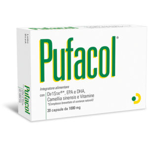 Difass International Pufacol 20capsule