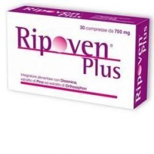 Difass International Ripoven Plus 30compresse