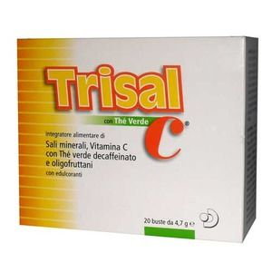 Difass International Trisal C 20buste