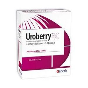Difass International Uroberry 40 10buste