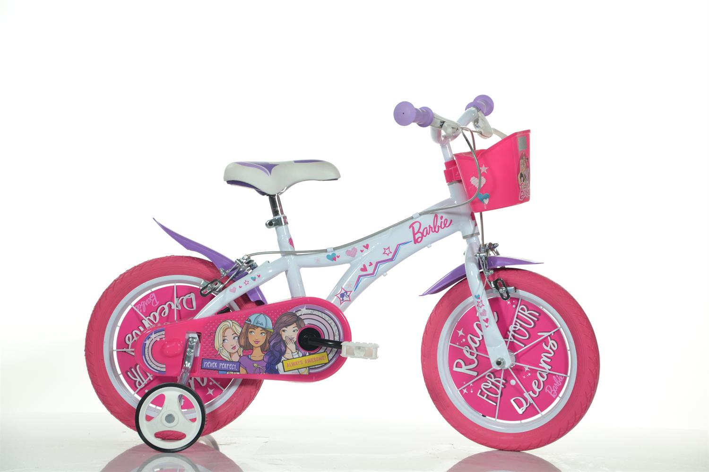 Dino Bikes Barbie 14''