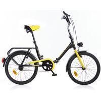 """Dino Bikes Bici Pieghevole 20"""" (321-04)"""